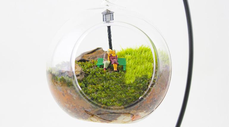 微境瓶 - 創作我的秘密花園