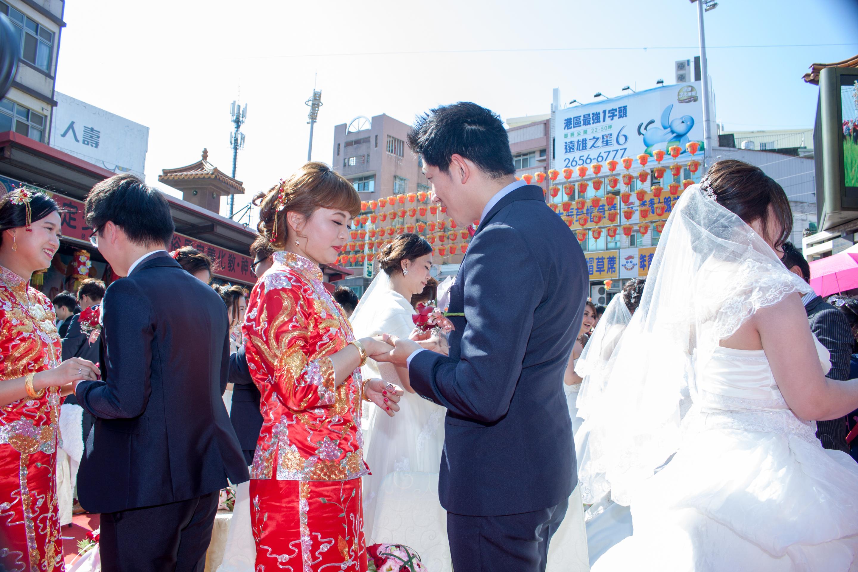 2019-大甲媽嫁女兒集團結婚