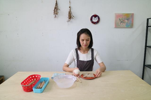 包容瑜 - 陶藝創作展