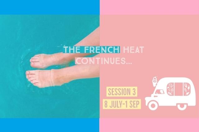 《台灣法國文化協會》2019年第三學期法語課程開始報名囉!Enroll now for your French class!