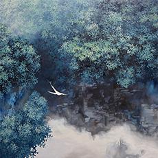 蘇頤涵-油畫創作展 在廣大的世界中我們活著