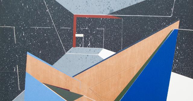張獻文 - 壓克力繪畫創作展『無盡之境』