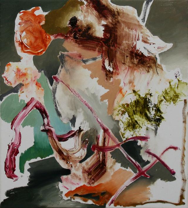 《進一步One Step Closer》 西方一線當代傑出藝術家Mario Weinberg台北首度個展